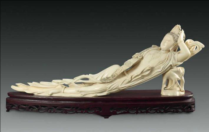北京象牙雕刻大师