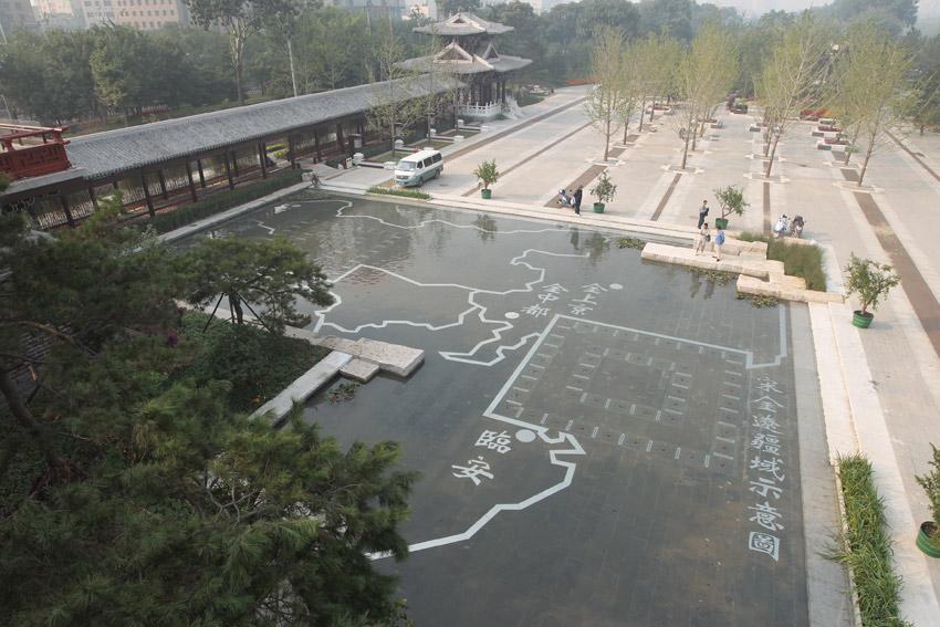 北京 金中都/建成的金中都公园摄影于志强...