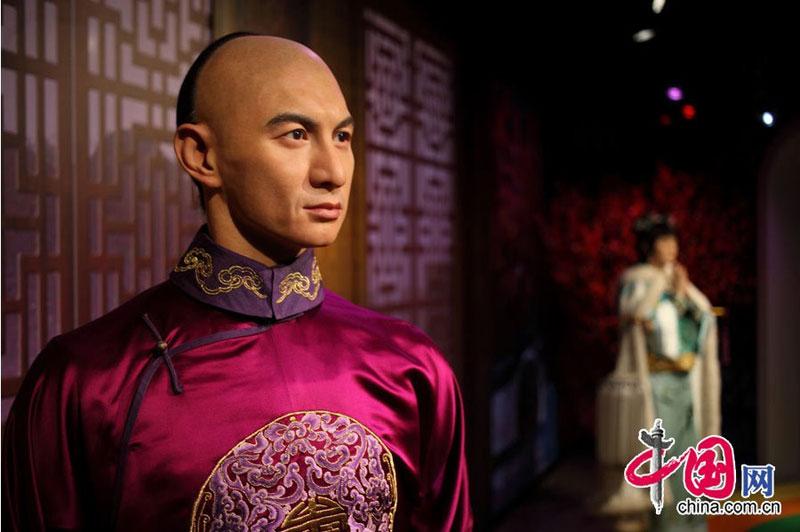 杜莎夫人蜡像馆亮相北京前门大街 高清组图