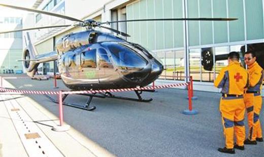 北京将添急救直升机 低费用覆盖京津冀地区