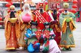 百艺闹春欢乐节