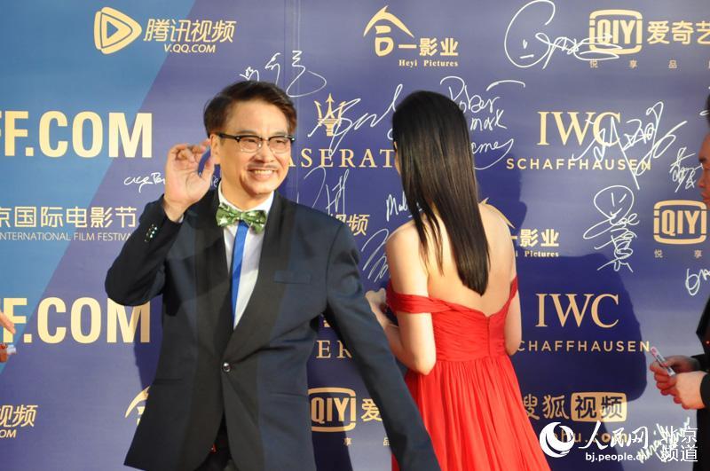 第五届北京国际电影节红毯星光闪耀(组图)图片