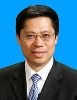 区委书记张贵林