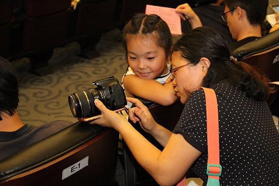 """北京西城:""""我是小小摄影家""""夏令营活动启动"""