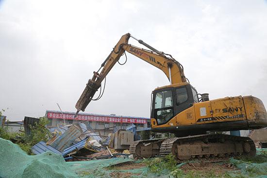 北京:留白增绿 万泉寺村棚户区改造启动