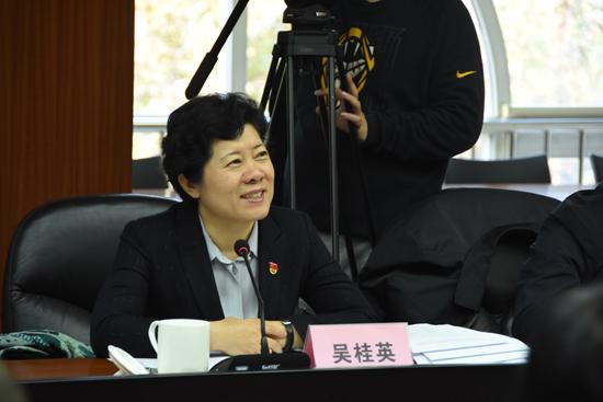 朝阳区委书记吴桂英:努力争取2020年全面实现城市化