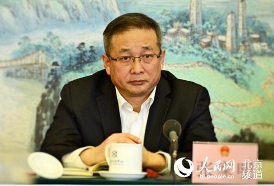 东城区委书记张家明:加快