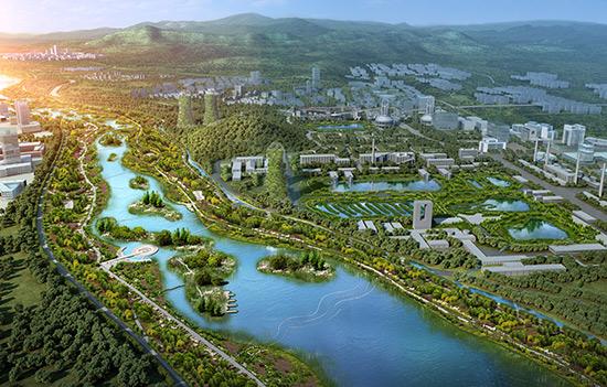 生态修复加快推进02永定河北京段将形成三个生态节点图片