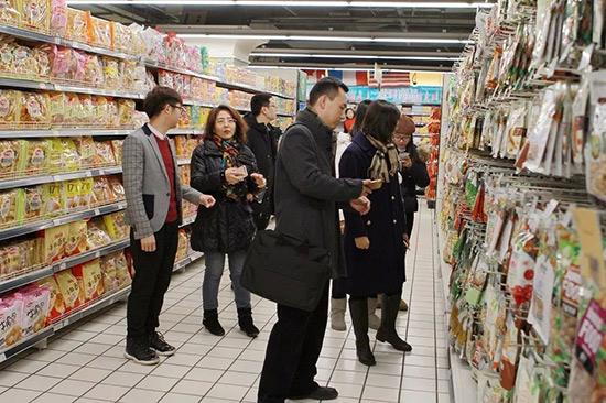 超市法律组织结构