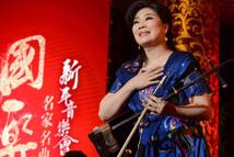 国乐名家新年音乐会奏响人民大会堂