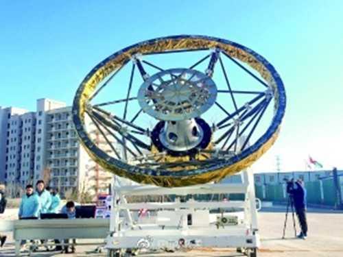 怀柔科学城大气探测仪样机通过验收将实现毫米波三维探测