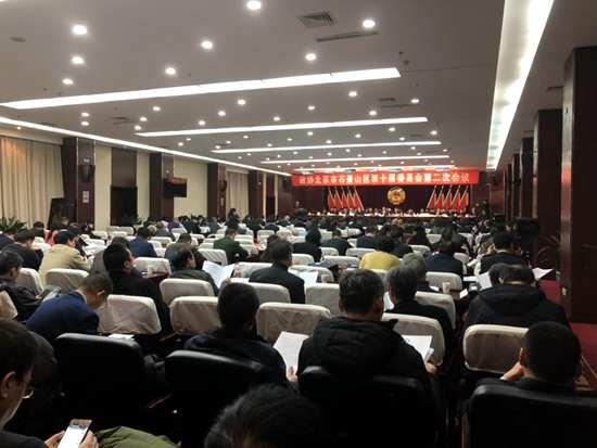 石景山政协创新监督政府重大项目软监督发挥硬作用