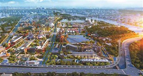 新首钢高端产业综合服务区北区和东南区控规获批助力冬奥