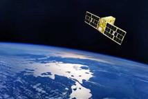 """全球首颗""""共享卫星""""发射"""