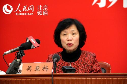 """北京核心区设2432名""""街巷长""""实现背街小巷全覆盖"""