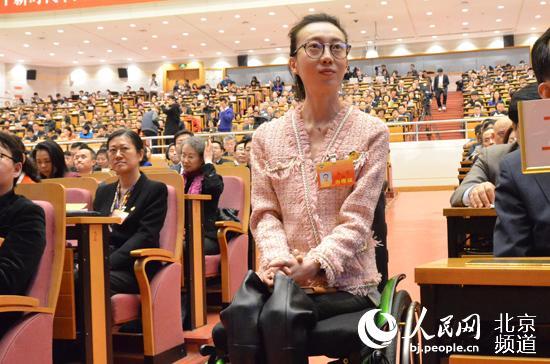 刘岩委员:残疾人地铁出行服务应优化提升