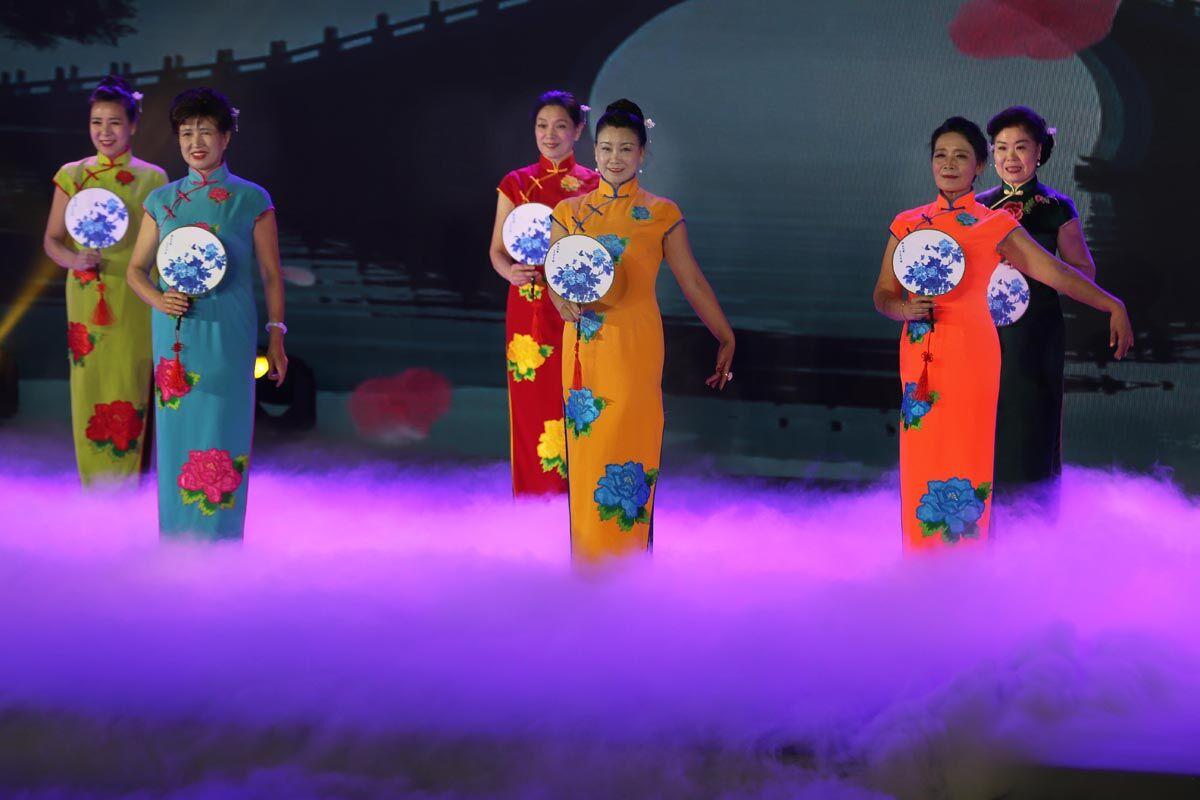 西红门群众文化艺术节开幕汇集文艺精英打造文化品牌