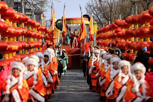 <a href=http://www.jingcsb.com/a/jinribeijing/ target=_blank class=infotextkey>北京</a>怀柔160场次文化活动迎新春文化大餐年味儿十足