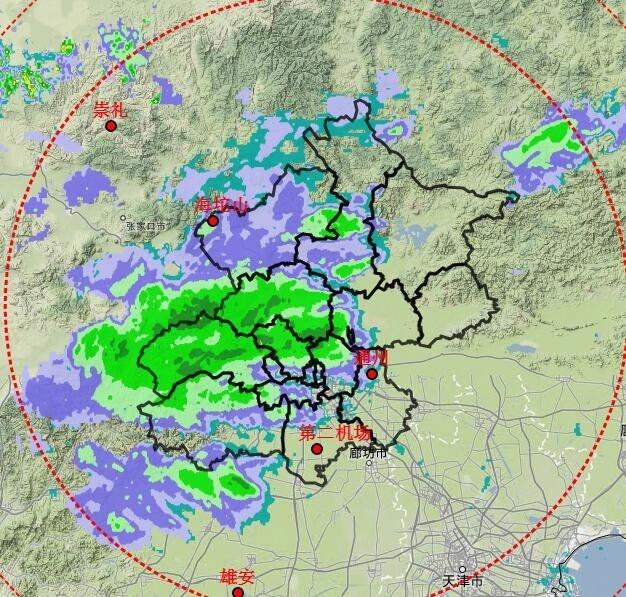 北京今天下午或将有雪夜间北风吹