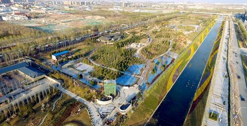 北京大兴:发挥八大优势 奋力建设首都南部发展新高地