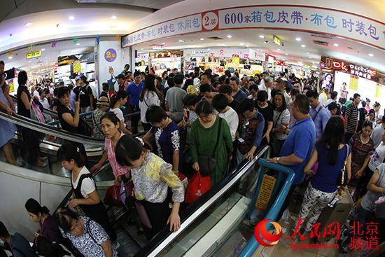 """北京西城区:离党中央最近做红墙边上的好""""街坊"""""""