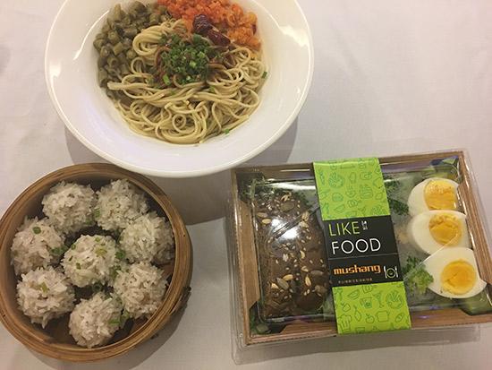 """北京人订餐爱吃啥?外卖平台公示餐品能量号召""""吃健康"""""""