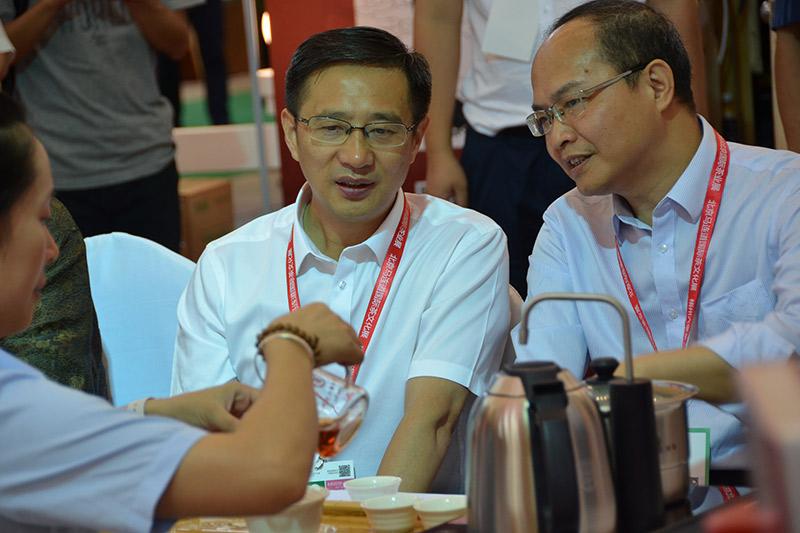 2018北京国际茶叶展开幕300余名企邀市民赴茶的盛宴
