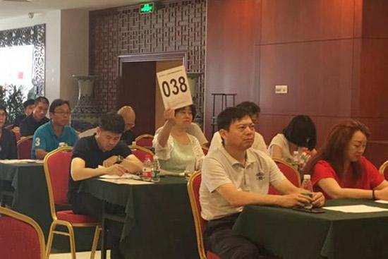 65款茶品在京公益拍卖 溢价部分用于广西梧州扶贫