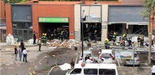 沈阳一烧烤店发生爆炸:一女子身亡