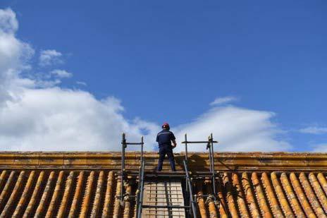 故宫养心殿正式进入修缮阶段