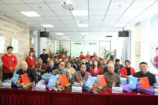 朝阳艺术家文化志愿者助力青少年传统文化培育