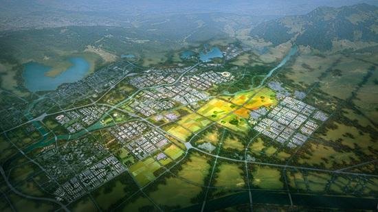 怀柔科学城空间规划体系初步确立总体设计方案国际征集完成
