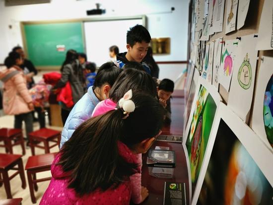 北京市丰台八中举办科学体验开放日活动