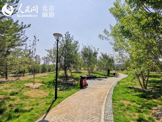 """朝阳新建7.6万平米芳林公园打造凉水河景观""""新名片""""intel82801"""