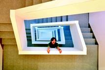 《太虚之境》将美术馆变成视错觉乐园