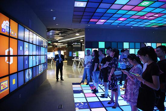 """2019""""传颂北京""""微软采风:智能科技触动音乐灵感"""