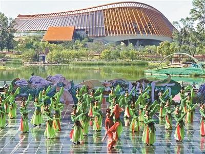 世园会启动延庆特色文化月近200场文艺演出轮番上演