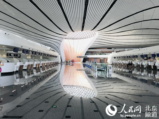 北京大兴国际机场预计9月15日具备开航条件