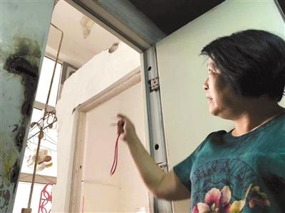 像素小区商住房公厕改住房每月3000元外租 住建委已要求整改