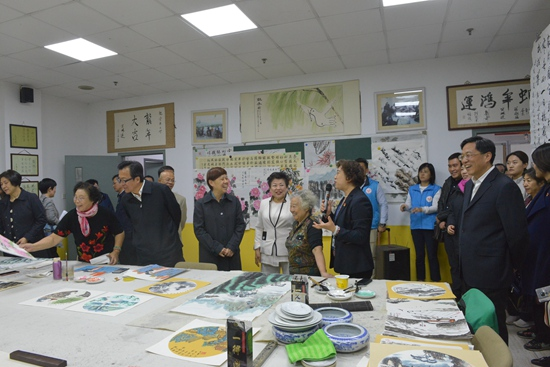 "<b>北京市侨联命名首个""侨之家""社区</b>"