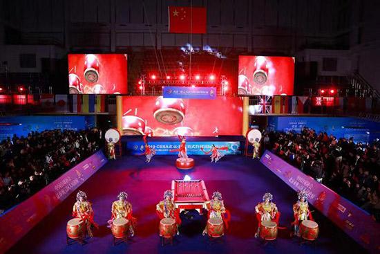 <b>2019CBSA北京密云美式台球国际锦标赛开幕 汇聚280名中外高手</b>