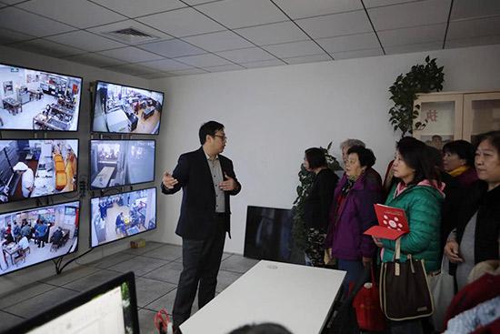 """西城国资委""""政府开放日"""" 聚焦保障改善民生"""