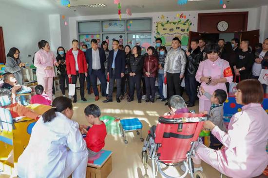 """北京市儿童福利院举办""""初心·同行""""政务开放日活动"""