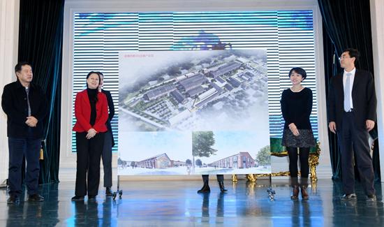 门头沟区推出琉璃重生计划 琉璃文化创意产业园将落地