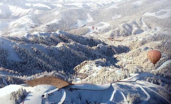 <b>冬奥会延庆赛区造雪引水系统试运行 明年2月将迎测试赛</b>