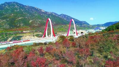 延崇高速河北段主线年内竣工