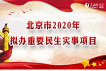 一圖了解北京2020年擬辦重要民生實事主要包括新增幼兒園學位3萬個﹔建設運營100家社區養老服務驛站、100個農村鄰裡互助養老服務點、50個社會心理服務站(中心)﹔建成16個區級、1個市級公共法律服務中心﹔提升重點人群家庭醫生簽約服務覆蓋率,實現每萬名居民擁有3名以上全科醫生等。【詳細】