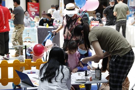 北京消费季亲子节拉开序幕首次推出亲子节地图