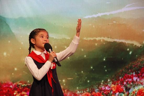 """""""中国精神——时代的声音2020年全国青少年朗诵视频网络展播""""活动落幕"""