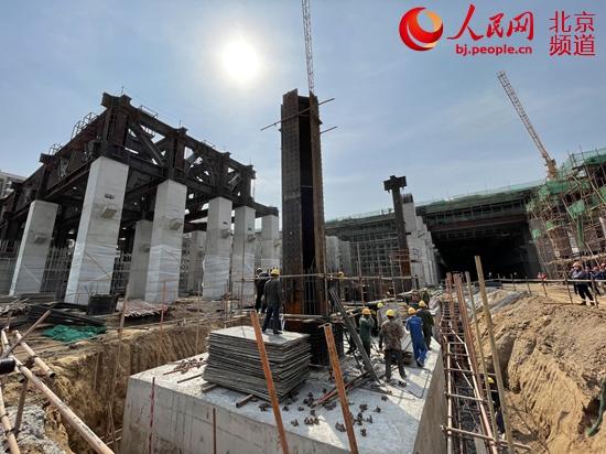 北京轨道交通建设实现开门红在建线路达15条291公里